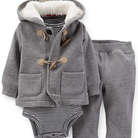 Carter's Baby Boys' 3 Piece Cardigan Set (Baby)