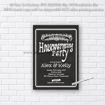 housewarming invitation,  New house home sweet home Invitation Card | We have moved Invitation Card Design - card 253