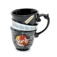 Disney Alice in Wonderland Stacked Mug | Disney Store