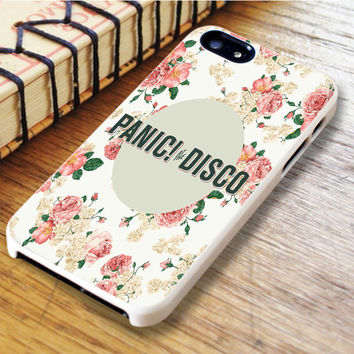 Panic At The Disco Floral Panic iPhone 6 | iPhone 6S Case