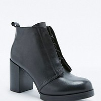 Cheap Monday Layer Lace-Up Ankle Boots - Urban Outfitters