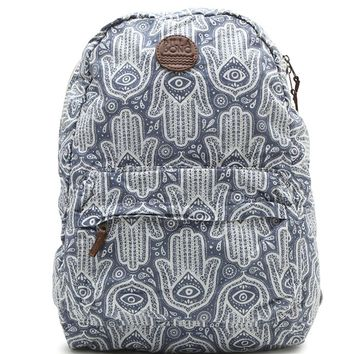 Billabong Hand Over Love School Backpack - Womens Backpack -