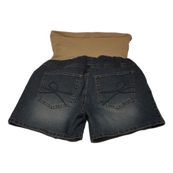 Blue Jean Shorts by OH BABY!