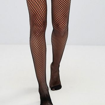 ASOS Fishnet Tights at asos.com
