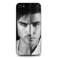 Vampire Diaries Stefan Damon Salvatore iPhone 5 | 5S case