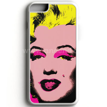 Andy Warhol Marilyn Monroe Pop Art Iconic Colorful Superstar Cute iPhone 7 Case | aneend
