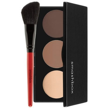 Smashbox step by step Contour Kit