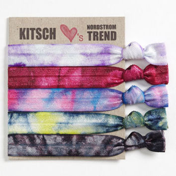 Kitsch Hair Ties (5-Pack) | Nordstrom