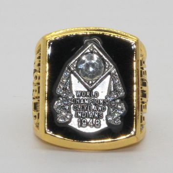 1948 Cleveland Indians World Championship Ring