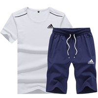 """Adidas"" Men Fashion relaxation exercise suit"