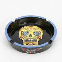 Sugar Skull Ashtray-