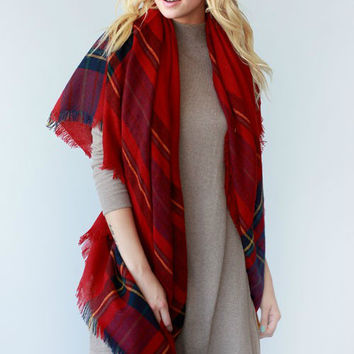 Cozy Huntington Scarf