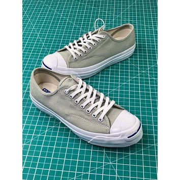 Converse Jack Purcell Signature Style 3 Low Canvas Shoes - Sale