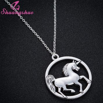 Unicorn Necklaces & Pendants