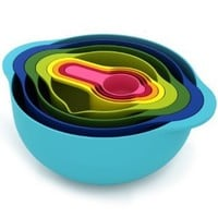Joseph Joseph Nest 8 piece Compact Food Preparation Set