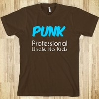 Punk: Professional Uncle No Kids