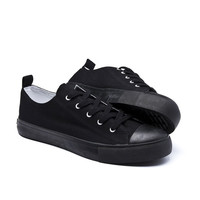 Base Low Top Black by Cheap Monday