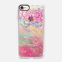 Casetify iPhone 7 Classic Grip Case - Zen Art by Li Zamperini Art #iPhone 7