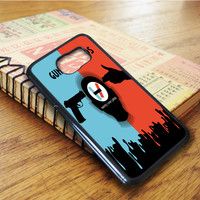 Twenty One Pilots Gun 4 Samsung Galaxy S6 Edge Case