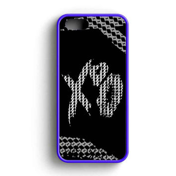 The Weeknd Xo Kisses Pattern iPhone 5 Case iPhone 5s Case iPhone 5c Case