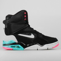 AUGUAU Nike Air Command Force Black Hyper Turquoise Pink