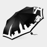 New York City Skyline Color-Changing Umbrella | MoMA Store