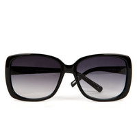 LOLE - D frame sunglasses - Black | Womens | Ted Baker UK