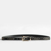 Rockstar Beaded Belt - $18.00 : ThreadSence, Women's Indie & Bohemian Clothing, Dresses, & Accessories