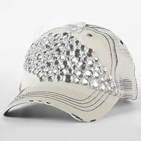 Chunky Rhinestone Hat - Women's Hats | Buckle