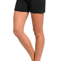 Knit Athletic Shorts