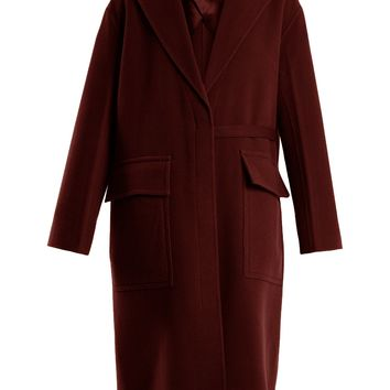 Silla double-faced wool blend coat | Joseph | MATCHESFASHION.COM UK