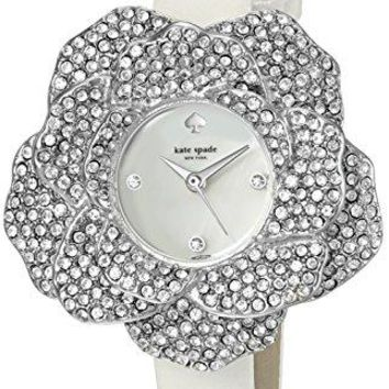 Rose Shaped Case Watch kate spade watches Water resistant to