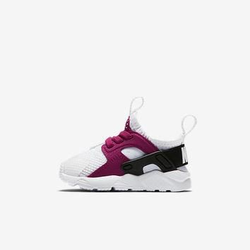The Nike Huarache Ultra Infant/Toddler Shoe.