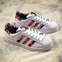 Adidas Superstar Flower S3225017 Classic Shoes - Sale