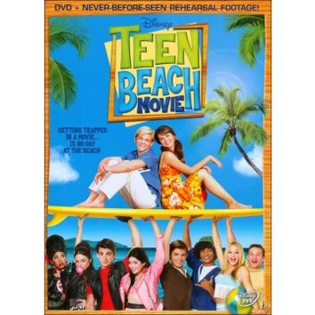 Teen Beach Movie (DVD) (Eng/Fre/Spa/Por) 2013