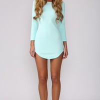 HelloMolly | Smoothie Dress Mint