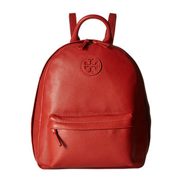 Tory Burch Leather Backpack Light Redwood - Zappos.com Free Shipping BOTH Ways