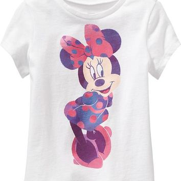 Disney© Minnie Mouse Tees for Baby