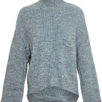 3.1 Phillip Lim boxy knitted jumper