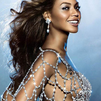 Beyonce Knowles Pop Music Bk Wall Poster Giant Big Huge Bar Pub Prints Mural Giselle Halo 411