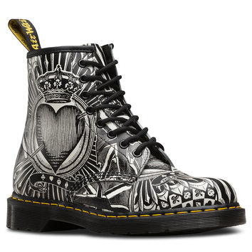 DR MARTENS 1460 PLAYING CARD
