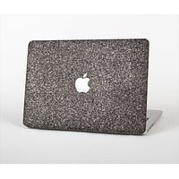 The Black Glitter Ultra Metallic Skin Set for the Apple MacBook Pro 13""