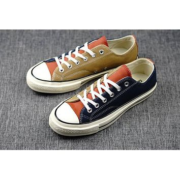 Converse Chuck Taylor ALL STAR 1970s Low Top Canvas Flats Sneakers Sport Shoes