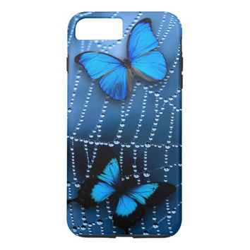 Butterfly Web iPhone 8 Plus/7 Plus Case