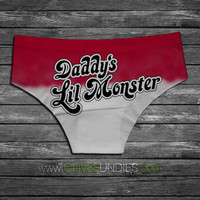 Harley Quinn Daddy's Little Monster