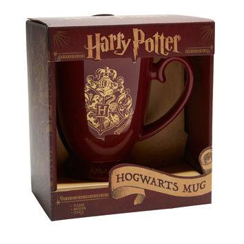 Harry Potter Hogwarts Red Mug