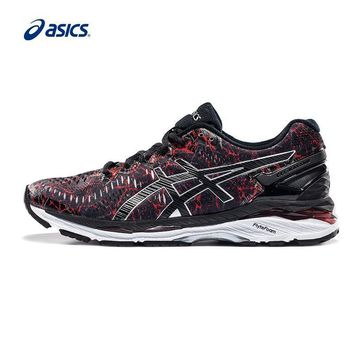 PEAPON Original ASICS GEL-KAYANO 23 Men's Cushion Stability Running Shoes ASICS Sports Shoes Sneakers free shipping
