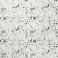 Over & Over Kalahari Vignettes Wallpaper in Black Size: One Size Decor