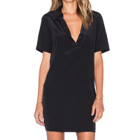 Assembly Label Breeze Dress in Black