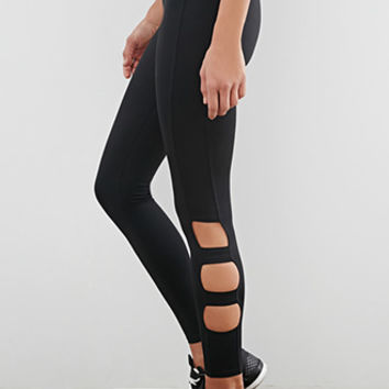 Cutout Workout Leggings